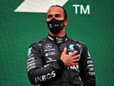 Hamilton keert na coronabesmetting terug bij Mercedes voor laatste GP in Abu Dhabi