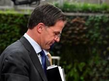 Rutte 'diep getroffen' door fataal helikopterongeluk militairen