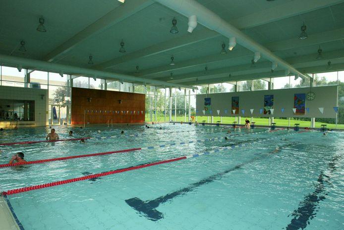 In het zwembad van Ieper starten de zwemlessen opnieuw op.