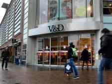 Mogelijk modebroedplaats in voormalig pand V&D