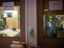 Moins de 30 admissions en moyenne par jour, 183 patients en soins intensifs