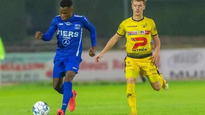 """Jesse Martens (KSV Oudenaarde) na derbyverlies: """"We moeten elkaar in het nieuwe systeem nog wat vinden"""""""