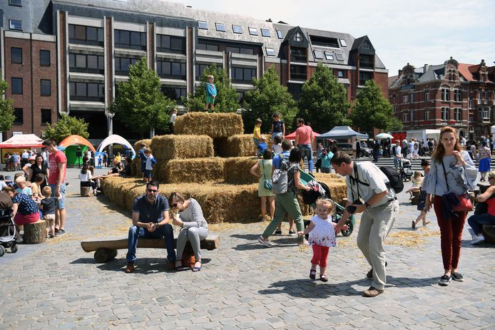 Leuven Boert is de perfecte activiteit om je kinderen in contact te brengen met de landbouw.