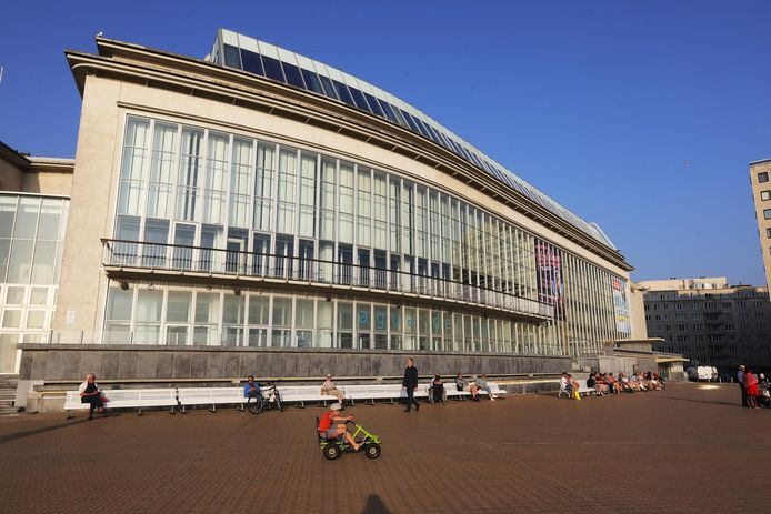 Het Kursaal in Oostende