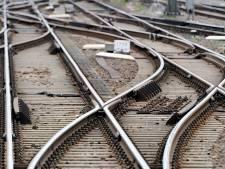 Treinverkeer tussen Baarn en Hilversum plat door aanrijding