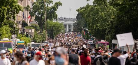 Journée de manifestations pacifiques en Amérique, quelques heurts à Seattle