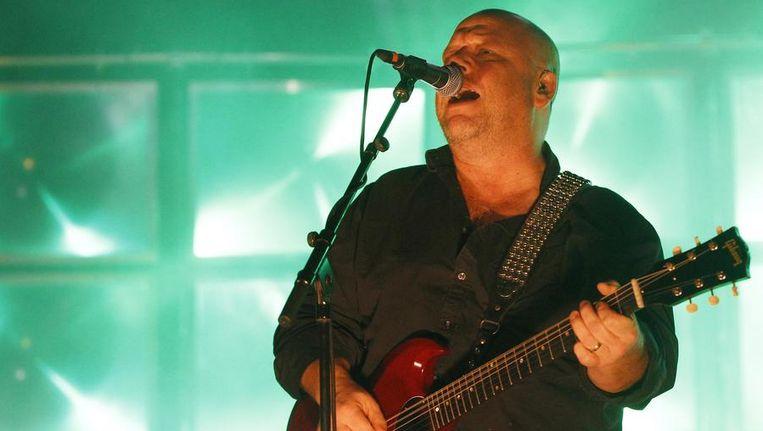 Black Francis van de Amerikaanse band the Pixies Beeld reuters