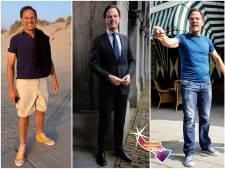 We kunnen Rutte uittekenen in hoodie of pak, wat zou hij met die saaiheid willen zeggen?