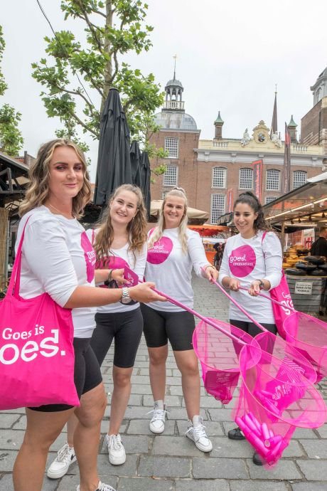 Goes mag Roze Zaterdag organiseren, Breda en Enschede vissen achter het net