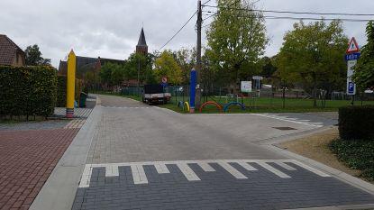 Fiets- en schoolstraten, nieuw fietspad en eenrichtingsverkeer: tal van maatregelen in schoolomgevingen van Ramsel, Blauberg en Bergom