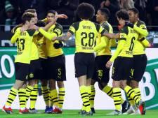 Dortmund 'Herbstmeister', Klaassen valt uit bij Werder