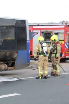 Motor van RET-bus raakt oververhit in Schiedam