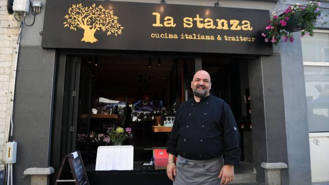 """RESTOTIP. La Stanza in Leuven: """"Kunstenaar op je bord, én op de muur"""""""