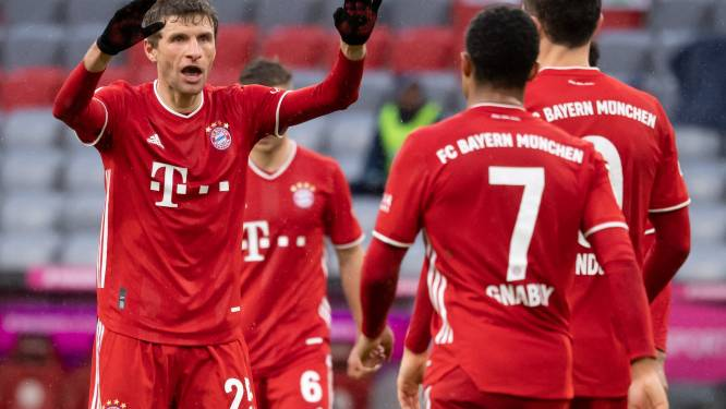Football Talk. Müller en Gnabry terug op trainingsveld - Wedstrijd tussen Torino en Sassuolo uitgesteld wegens corona