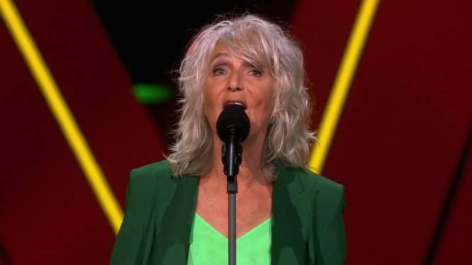Leoni Jansen oogst lof met comeback in The Voice Senior