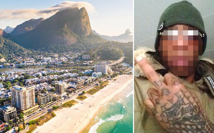 De 39-jarige Etien Julien Orfeus  'Etta' R. leefde in Rio de Janeiro samen met een model dat regelmatig in Nederland en België vertoeft.