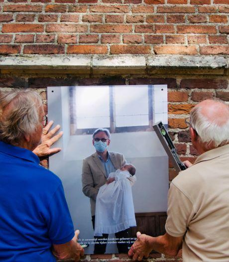 Foto's geven beeld van kerkelijk leven tijdens corona