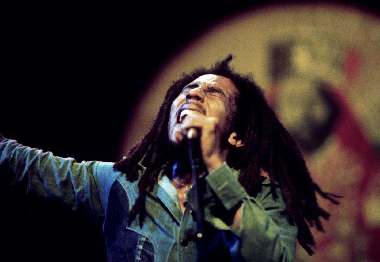 Bob Marley Beeld ADRIAN BOOT