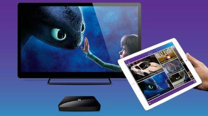 Ook Proximus maakt tv-app beschikbaar in heel Europa