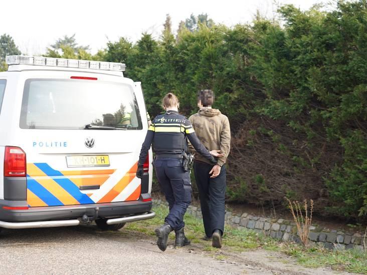 Drugslab gevonden in loods van wapenhandelaar Jan B. in Hulten, 39-jarige Kroaat aangehouden