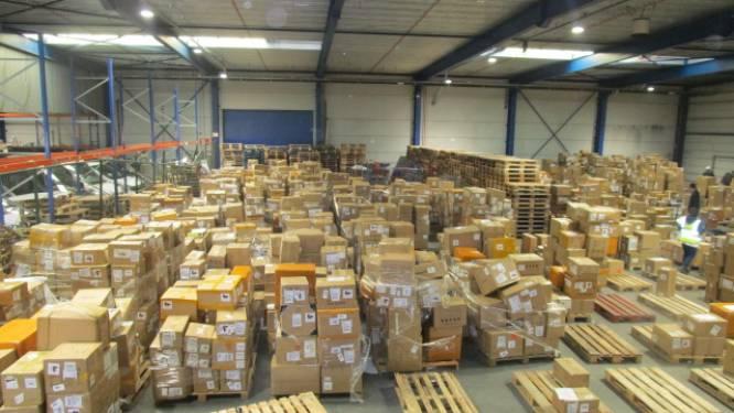 Dertig ton goederen geblokkeerd op Brucargo: parket voert onderzoek naar fiscale fraude door Aziatische webwinkels