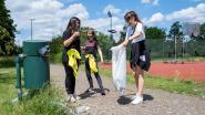 Leerlingen atheneum maken buurt schoon