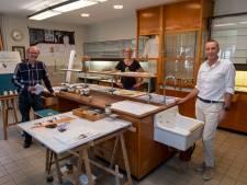 Expositie in voormalig lab Vlissings hofje: De laatste kaart van apotheker Van de Sande