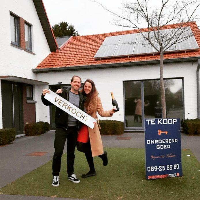 Simona en Marc openen binnenkort een culinair atelier in Boxberheide bij Genk.