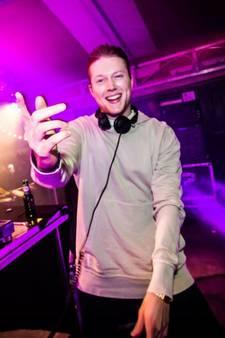 DJ Pyrodox uit Nijverdal: klaar voor de megapodia