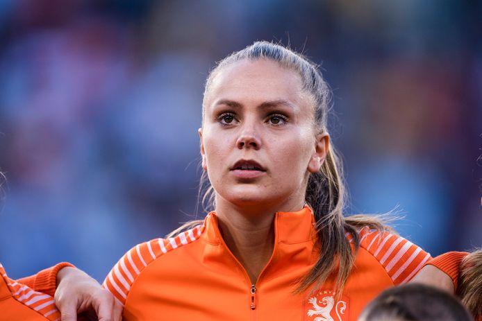 Lieke Martens.