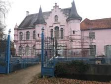 Vier ton subsidie voor restauratie Roze Kasteel