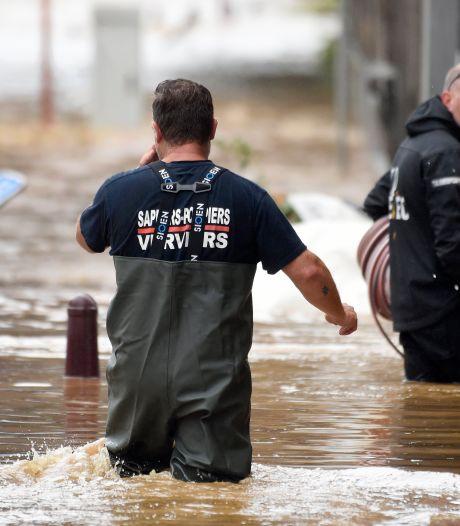 Les Liégeois se serrent les coudes pour faire face aux inondations