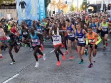 Koersdirecteur Marathon Eindhoven: 'Nazomerse omstandigheden hebben impact op de resultaten'