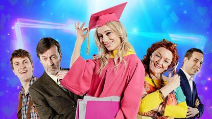Ianthe Tavernier wordt hoofdrol in Vlaamse 'Legally Blonde'-musical