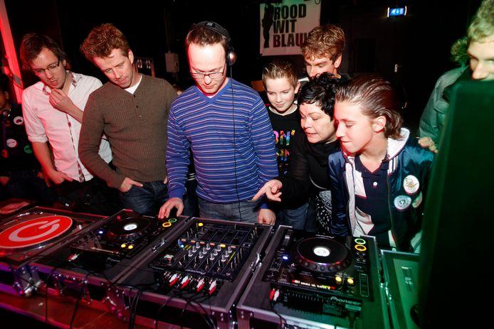 Open avond van de DJ School in PopEi .
