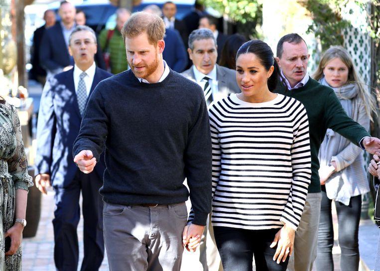 Meghan en Harry willen hun baby genderfluïde opvoeden.