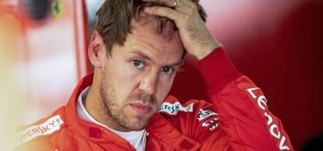 Horner: 'Vettel in 2021 zeker niet bij Red Bull'