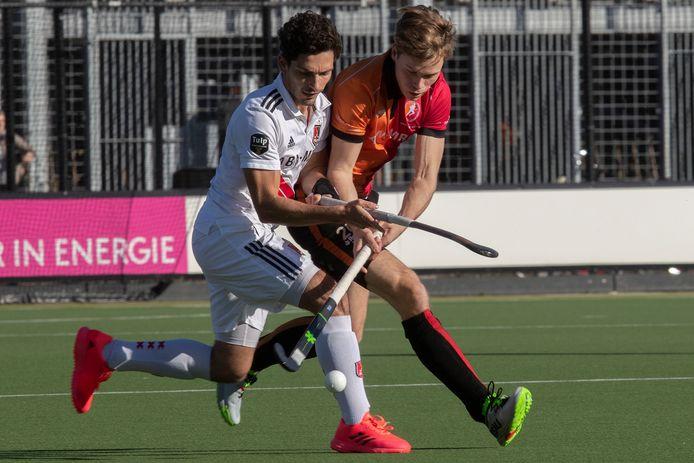 Oranje-Rood speelde vorige week tegelijk tegen Amsterdam