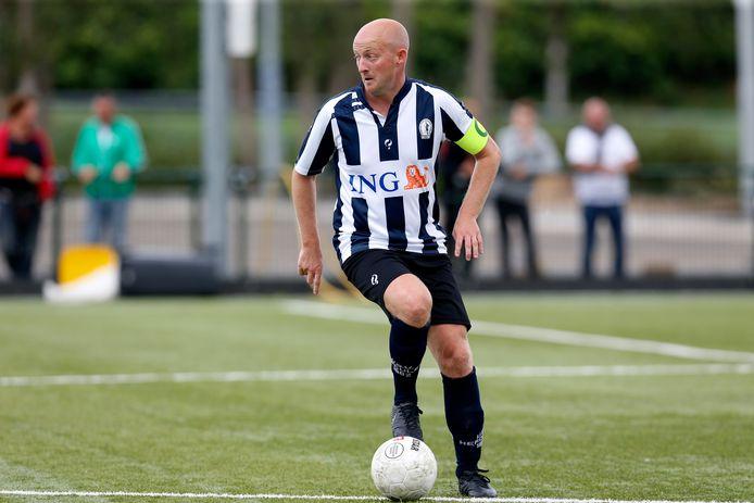 Woerdenaar Jeffrey Vlug nam een jaar geleden als voetballer afscheid bij het Utrechtse Hercules.