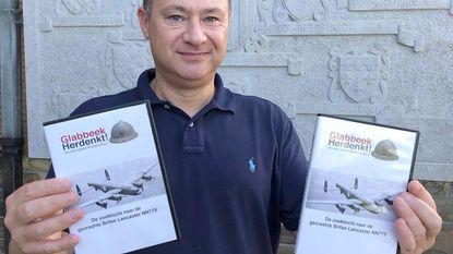 Nieuwe dvd over zoektocht naar Britse bommenwerper