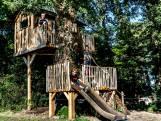 Finn, Mats & Kay bouwen de mooiste boomhut van Nederland