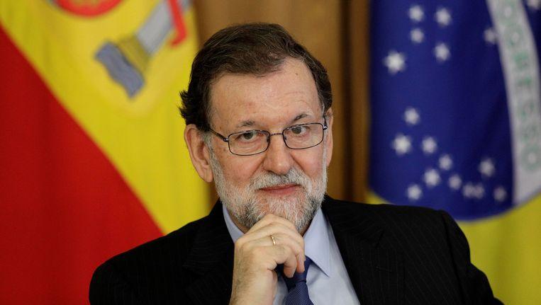 De Spaanse premier Rajoy is niet blij met de uitspraken van Charles Michel over de Catalaanse crisis.