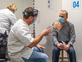 17,54 procent van de Aalsterse bevolking minstens deels gevaccineerd