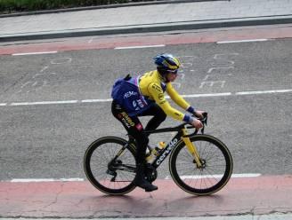 """Roglic rijdt Amstel Gold Race voor het eerst: """"Ik kan hier nog iets leren van Wout"""""""