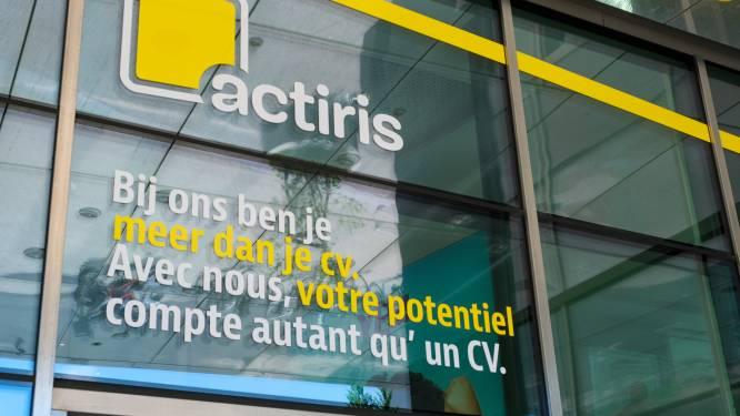 Actiris verstrekte vorig jaar 338 miljoen aan subsidies