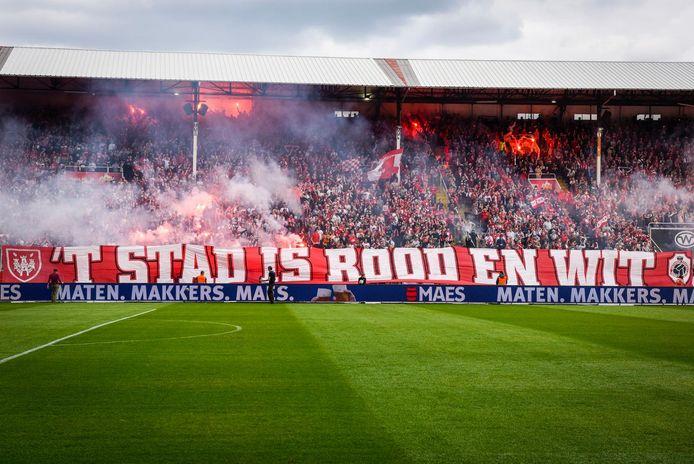 De plannen voor een gemeenschap mogen wellicht worden opgeborgen. pelijk stadion voor Antwerp FC en Beerschot Wilrijk