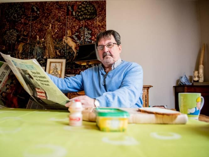 """Ontbijten met HLN-lezer Freddy Savelkoul (70): """"Elk moment met mijn kleinzoon Jack is een feest"""""""