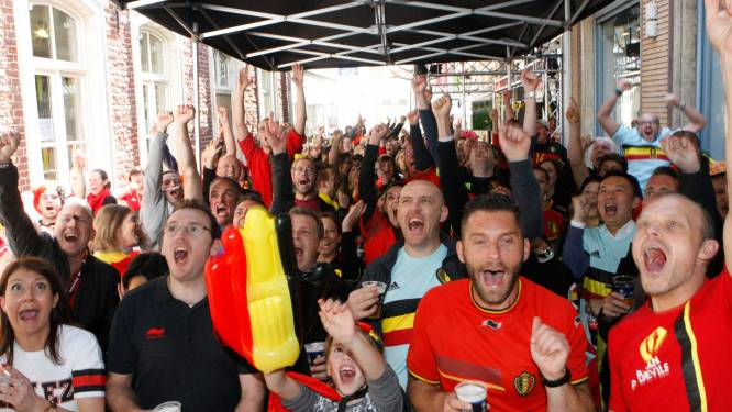 Stad Tienen treft voorbereiding in aanloop naar EK voetbal