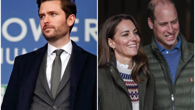 """Directeur stichting prins William en Kate stapt op: """"Het was een eer om met hen te mogen werken"""""""