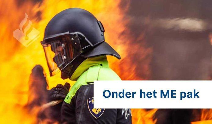 De afbeelding die gebruikt werd door de politie Zwolle in een bericht op Facebook.